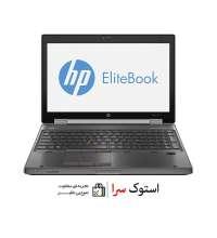 لپ تاپ استوک ۱۵ اینچی اچ پی مدل- HP EliteBook 8570w k2000