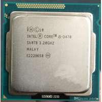 پردازنده  اینتل Core™ i5-3470 استوک