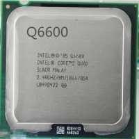 پردازنده اینتل مدل کیو ۶۶۰۰ با سوکت ۷۷۵ و فرکانس ۲٫۴ گیگاهرتز