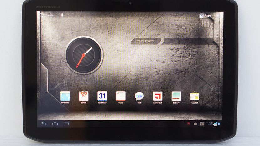 Motorola Droid Xyboard 10.1 MZ617 - 32GB