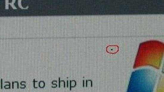 راهنمای تست صفحه نمایش لپ تاپ استوک