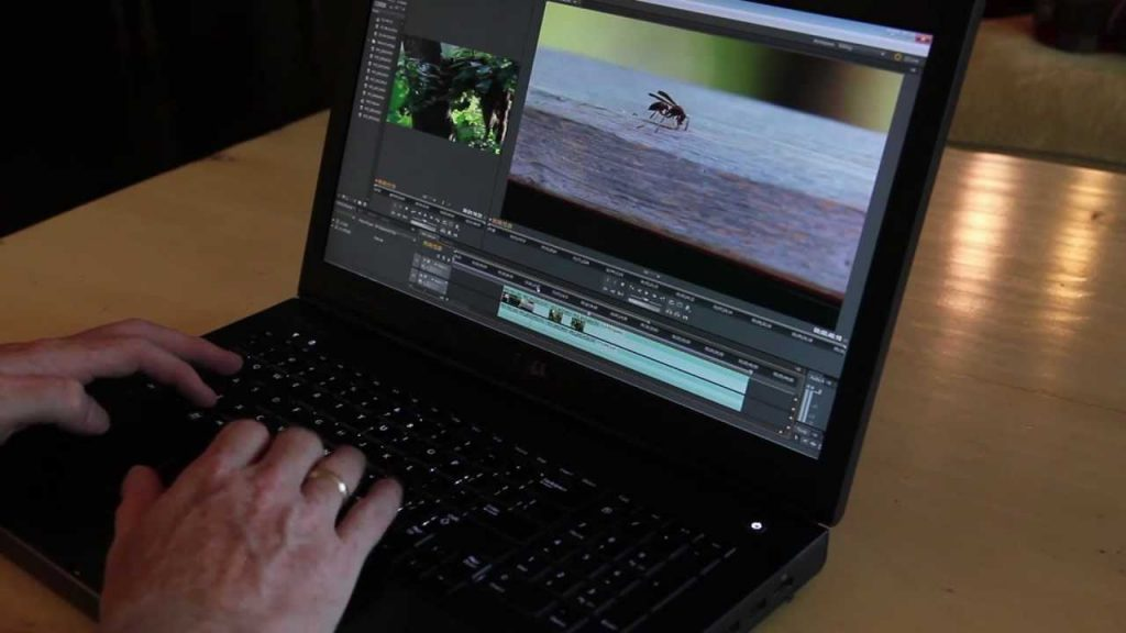 صفحه نمایش و بلندگوها لپ تاپ استوک DELL Precision M6600